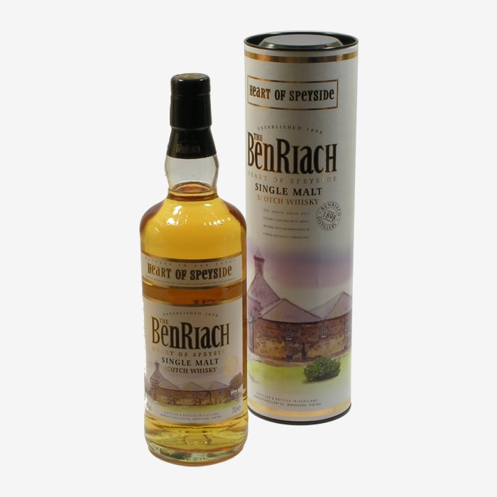 Benriach Whisky Heart of Speyside
