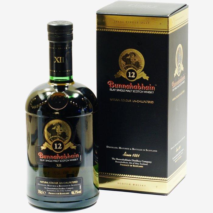 Bunnahabhain  Whisky 12 Jahre