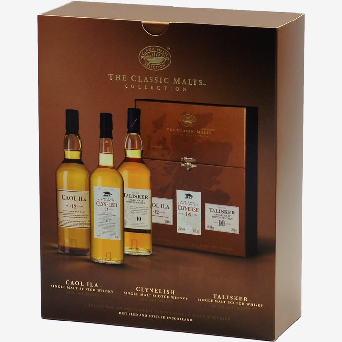 Classic Malts Collection 'Coastal'