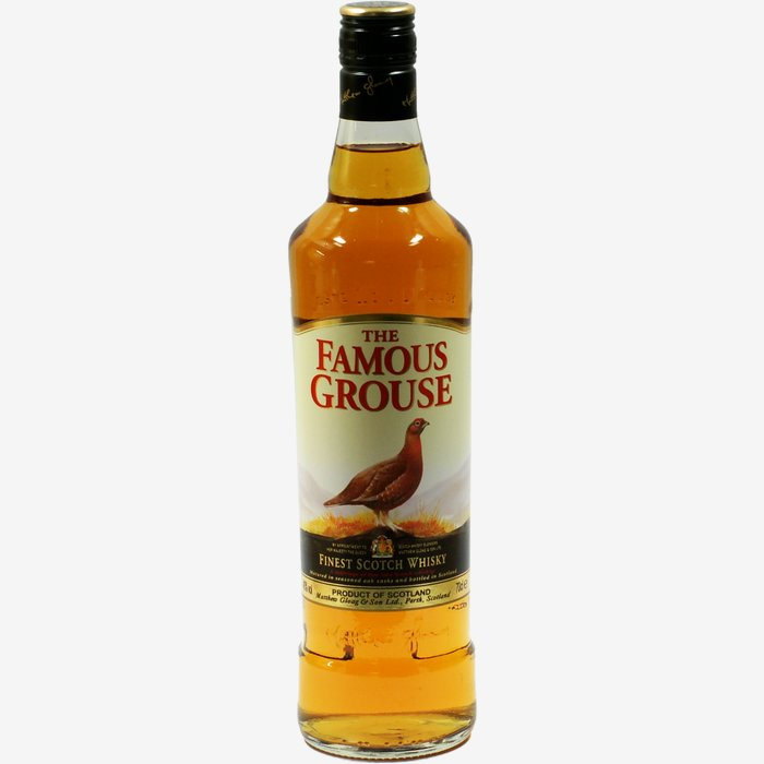 Famous Grouse Finest Scotch Blend Whisky