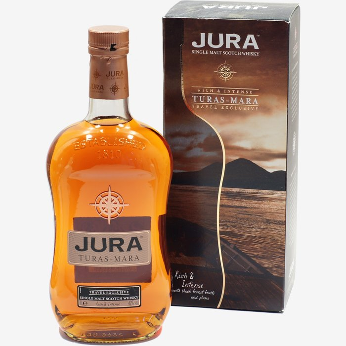 isle of jura turas mara 1 l whisky g nstig kaufen tee whisky whisky shop. Black Bedroom Furniture Sets. Home Design Ideas