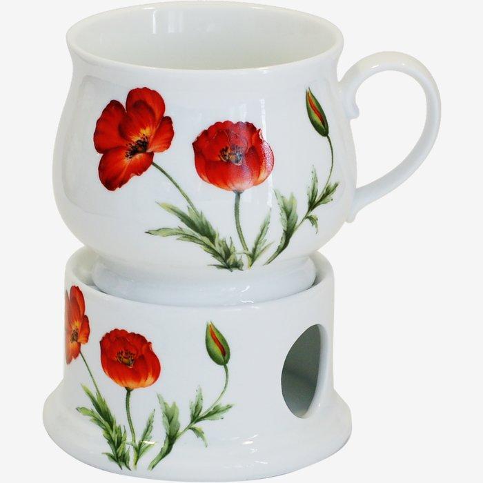 tasse mit st vchen 39 poppy 39 ha cult teeegeschirr kaufen. Black Bedroom Furniture Sets. Home Design Ideas