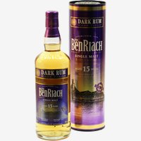 Benriach 15 Jahre Dark Rum Whisky