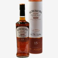 Bowmore Whisky 15 Jahre