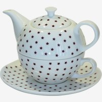 Tea-for-One Set 'Stars' von Cha Cult